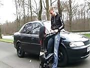 Autobahn Blowjob